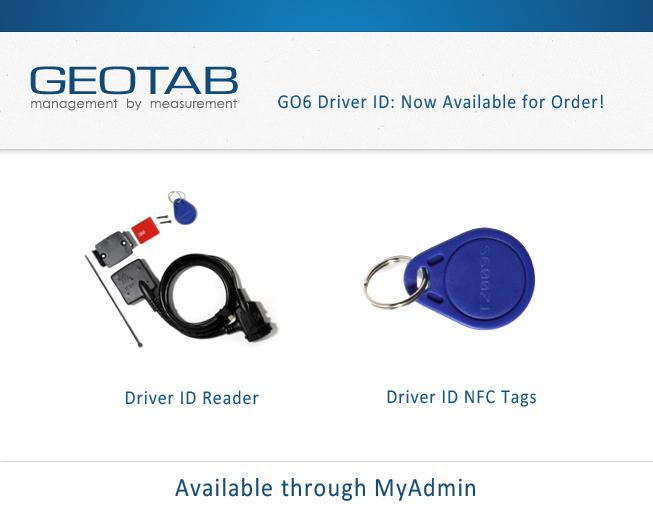 GeoTab Driver ID