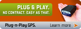 Plug & Play. No contract. Easy as that. Plug-n-Play GPS. Learn more.