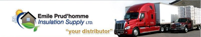 Prudhomme Insulation Distributor Company